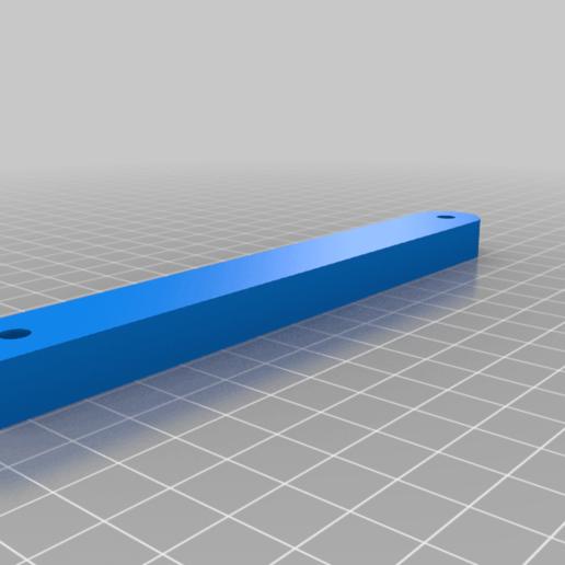 BSL_Tube_leg.png Download free STL file Bedside Lamp (Tube), LED 12V 2.5W • 3D printer model, Seabird
