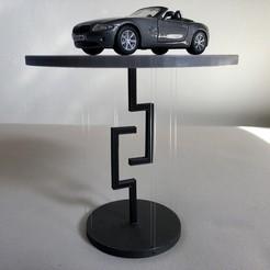 Descargar modelo 3D gratis TableTop flotante, seabird