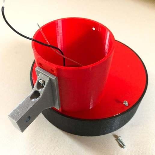 IMG_20.JPG Download free STL file USB Desk Lamp • 3D printable model, Seabird
