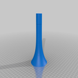 Ciris_Dagger_Grip.png Download free STL file Ciri's Dagger (Print without support) • 3D print template, Seabird