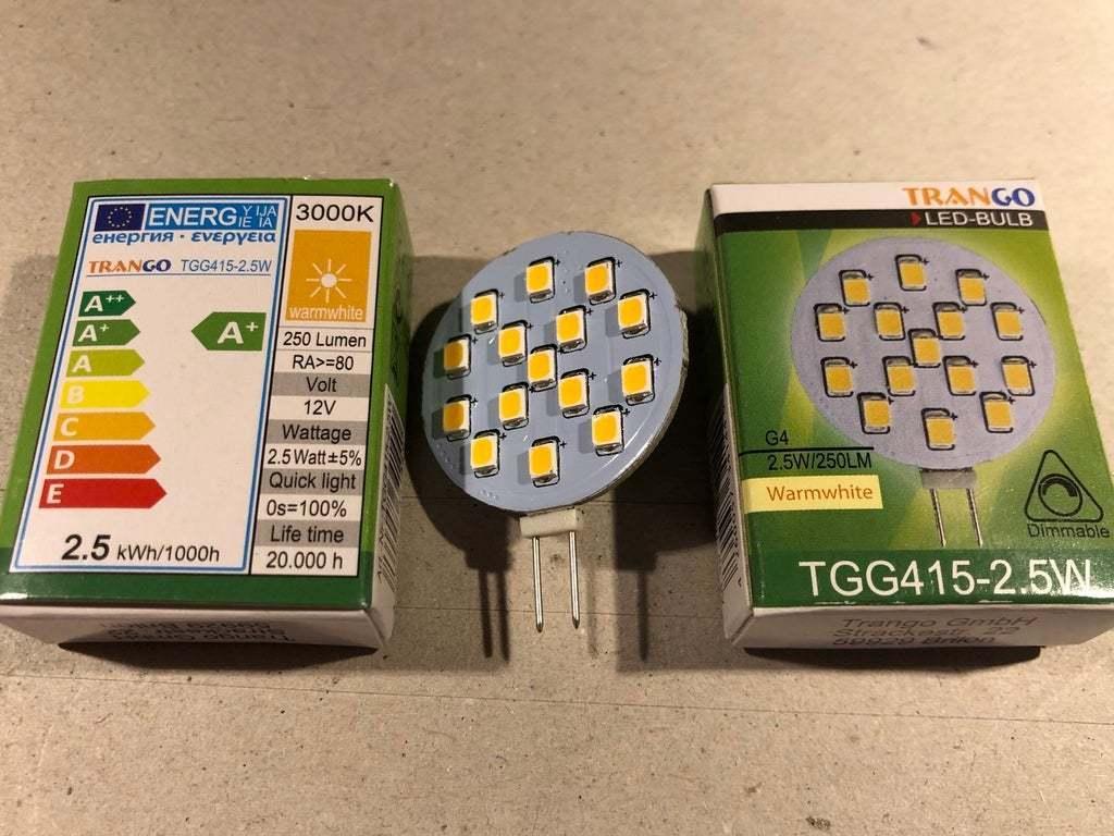 IMG_0783.jpeg Download free STL file PLAzzy Lamp (Dog), LED 12V 2.5W • 3D printer model, Seabird
