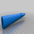 SCABBARD_2.png Download free STL file Ciri's Dagger (Print without support) • 3D print template, Seabird
