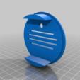 BSL_Tube_back_switch.png Download free STL file Bedside Lamp (Tube), LED 12V 2.5W • 3D printer model, Seabird