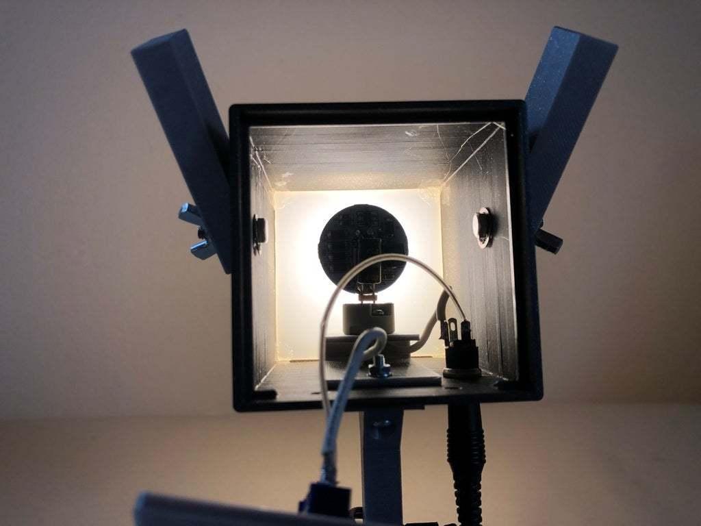 IMG_0799.jpeg Download free STL file PLAzzy Lamp (Dog), LED 12V 2.5W • 3D printer model, Seabird