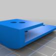 BSL_Tube_light_socket.png Download free STL file Bedside Lamp (Tube), LED 12V 2.5W • 3D printer model, Seabird