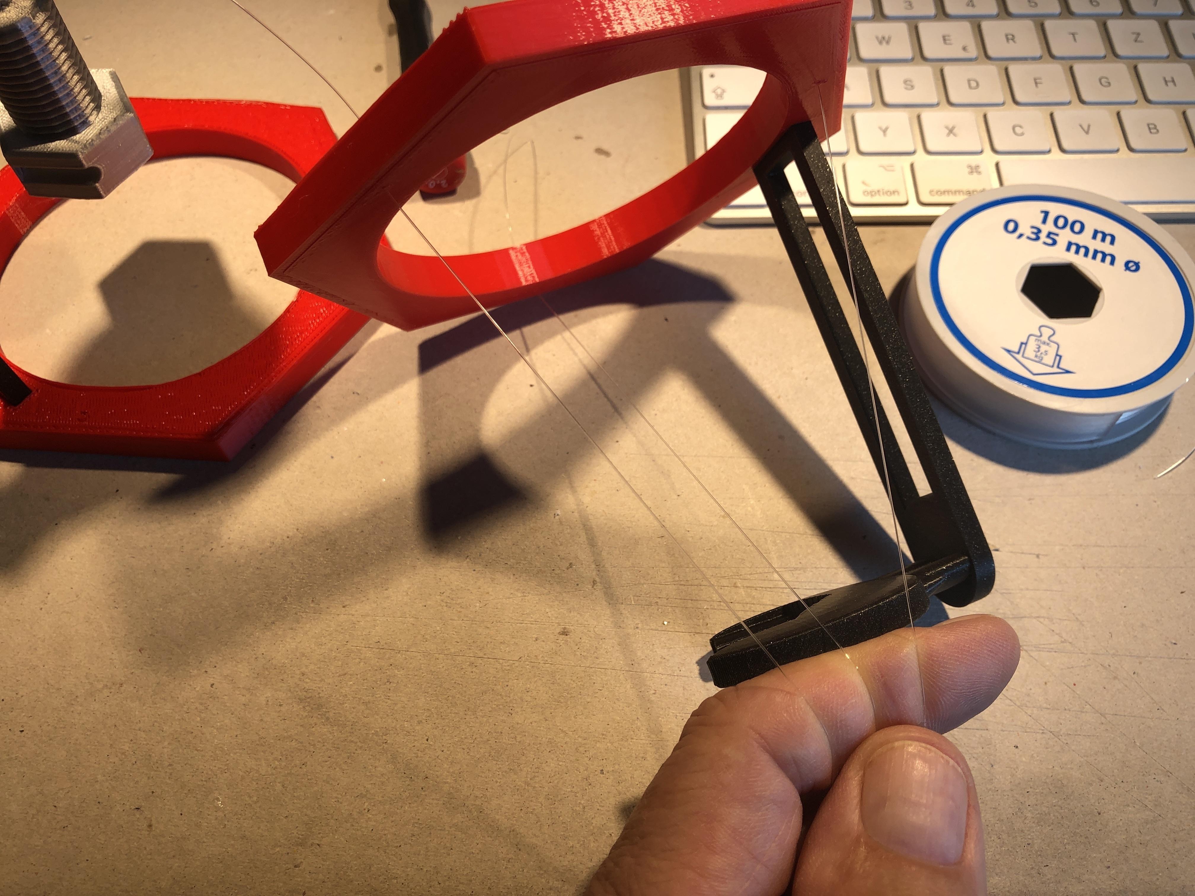 IMG_13.JPG Descargar archivo STL gratis BoltNut-Tensegrity • Modelo para imprimir en 3D, Seabird
