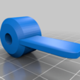 BSL_Tube_dimmswitch.png Download free STL file Bedside Lamp (Tube), LED 12V 2.5W • 3D printer model, Seabird