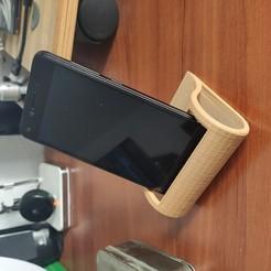 Download free 3D printer files Desktop mobile phone, smarch2