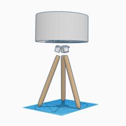Scandinavian_lamp_3.PNG Download STL file Scandinavian Lamp  • Design to 3D print, 3dprint_creation