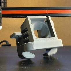IMG_8975.jpg Download free STL file SATSANA ENDER3 - BLTOUCH FIXED • 3D print template, 3dprint_creation