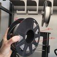 Medidas.jpg Download free STL file Spool Holder Mount • 3D printer design, DimensionArg