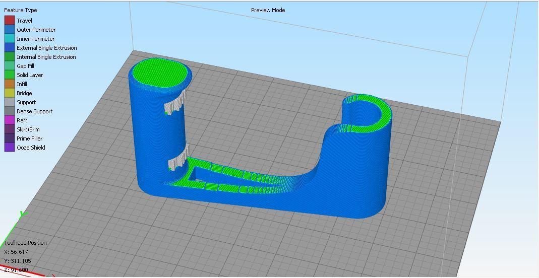 Spool HOlder.JPG Download free STL file Spool Holder Mount • 3D printer design, DimensionArg