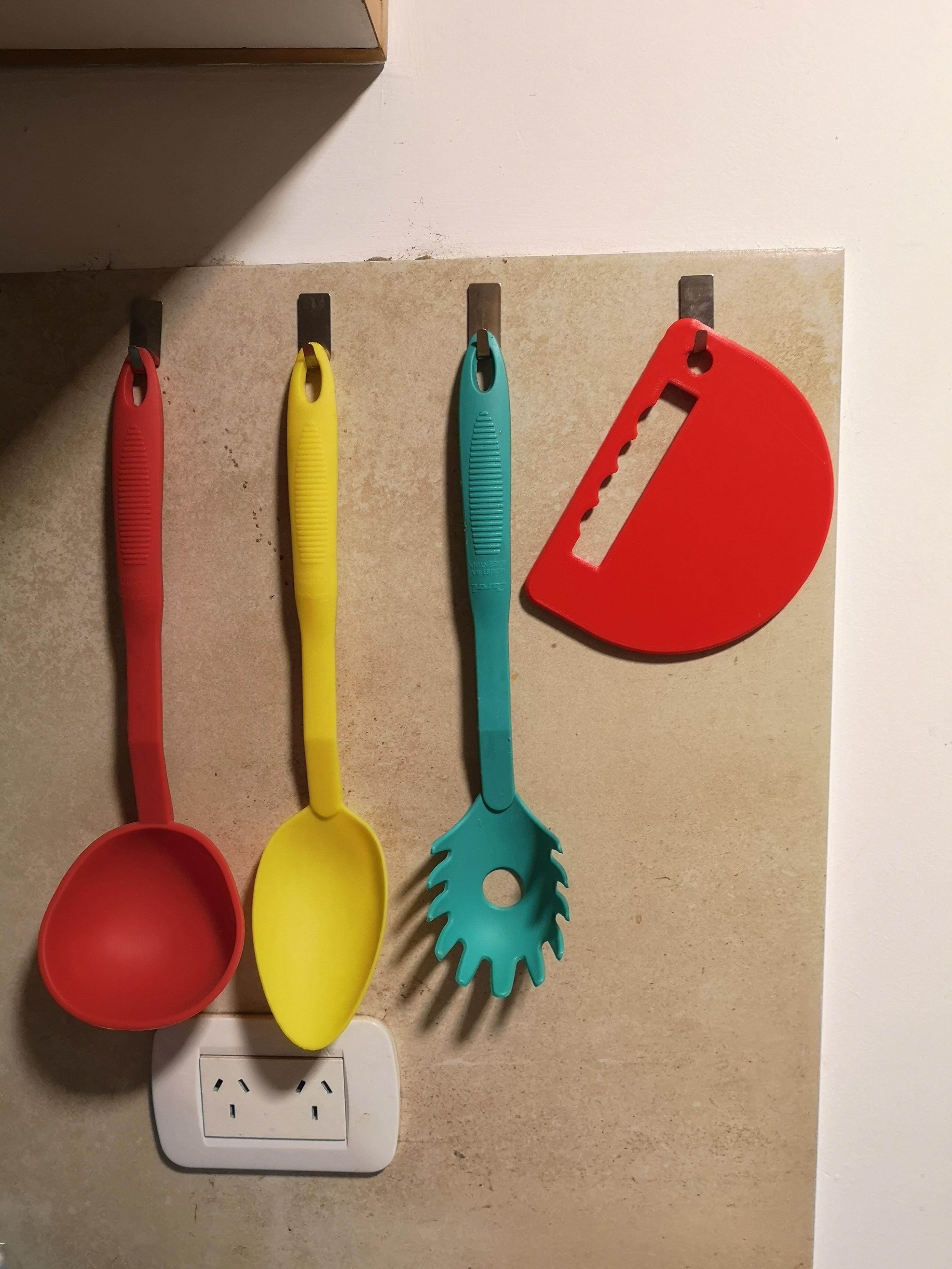 IMG_20200523_220559.jpg Download STL file Cornet Kitchen - Kitchen Spatula • 3D printing model, DimensionArg