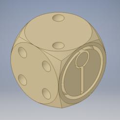 round dice snip.PNG Download STL file Tau Empire Dice • 3D print design, 3dp_terrain