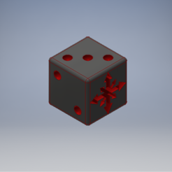 chaos snip.PNG Download STL file Chaos Dice • Object to 3D print, 3dp_terrain