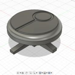 Télécharger fichier STL gratuit Plate-forme d'atterrissage de l'empire Tau • Objet pour imprimante 3D, 3dp_terrain