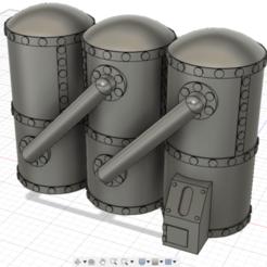 Screenshot 2020-04-30 at 18.40.34.png Télécharger fichier STL Paysage industriel en terrain de silo • Design pour imprimante 3D, 3dp_terrain