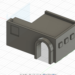 Screenshot 2020-04-20 at 19.44.17.png Télécharger fichier STL bâtiment à toit ouvert • Modèle pour impression 3D, 3dp_terrain