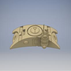 Download 3D printer model Tau HQ terrain , 3dp_terrain