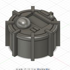 Screenshot 2020-04-17 at 14.25.06.png Télécharger fichier STL Bâtiment tactique de la garde impériale • Modèle pour impression 3D, 3dp_terrain