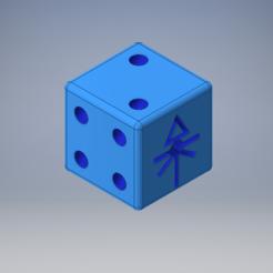 eldar dice snip.PNG Download STL file Eldar dice  • 3D printing object, 3dp_terrain