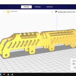 B31l.png Download STL file Zenitco B31L | Ak Alphaking | Gel Blaster • 3D printer design, Guzshop