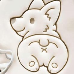 Descargar modelos 3D para imprimir cortador de galletas perro, yol_hm