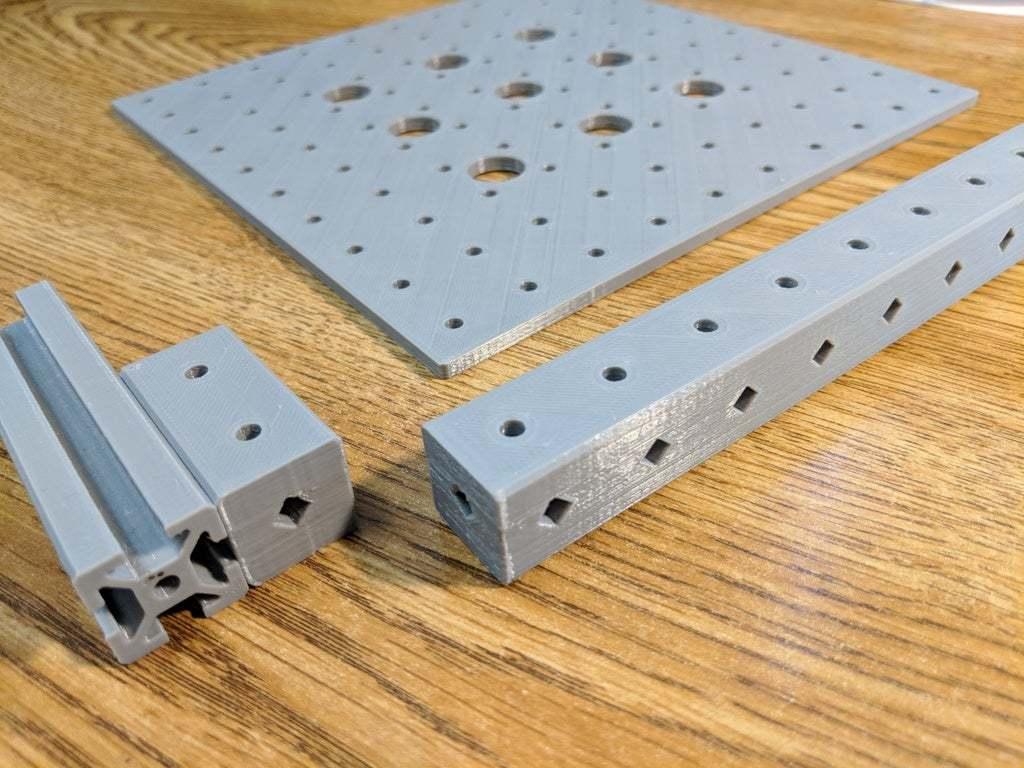 IMG_20181002_100205.jpg Télécharger fichier STL gratuit Faisceau compatible 2020 • Design pour imprimante 3D, ThinkSolutions