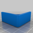 """Download free STL file Angle Shelving 1.25"""" Safety Cap • 3D print object, ThinkSolutions"""