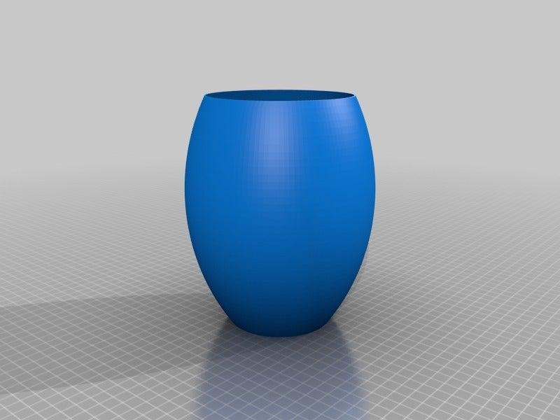 2dd39cd7050029cb4b8ad714c63670cb.png Télécharger fichier STL gratuit Abat-jour LED simple avec trou standard de 1,5 • Plan pour imprimante 3D, ThinkSolutions