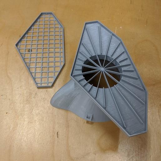 IMG_20200328_103106.jpg Télécharger fichier STL gratuit Masque respiratoire v2 • Objet pour imprimante 3D, ThinkSolutions