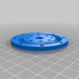 Download free STL file 70 mm Slew Bearing • Model to 3D print, ThinkSolutions