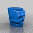 083a500b28ae3e0846efd83d833b4ac7.png Download free STL file Halloween Shot Glass • 3D printer template, ThinkSolutions