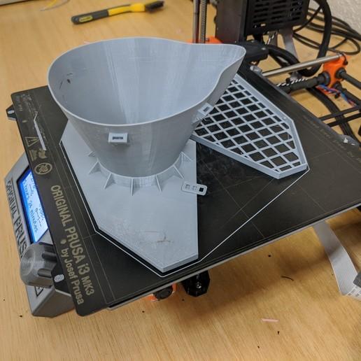 IMG_20200328_102823.jpg Télécharger fichier STL gratuit Masque respiratoire v2 • Objet pour imprimante 3D, ThinkSolutions