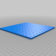 Download free STL file 2020 Prototyping Base Plate • 3D printing template, ThinkSolutions