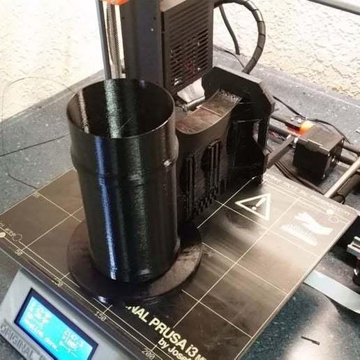 20180225_110417.jpg Télécharger fichier STL gratuit Mont de clôture de la torche Tiki • Plan pour imprimante 3D, ThinkSolutions