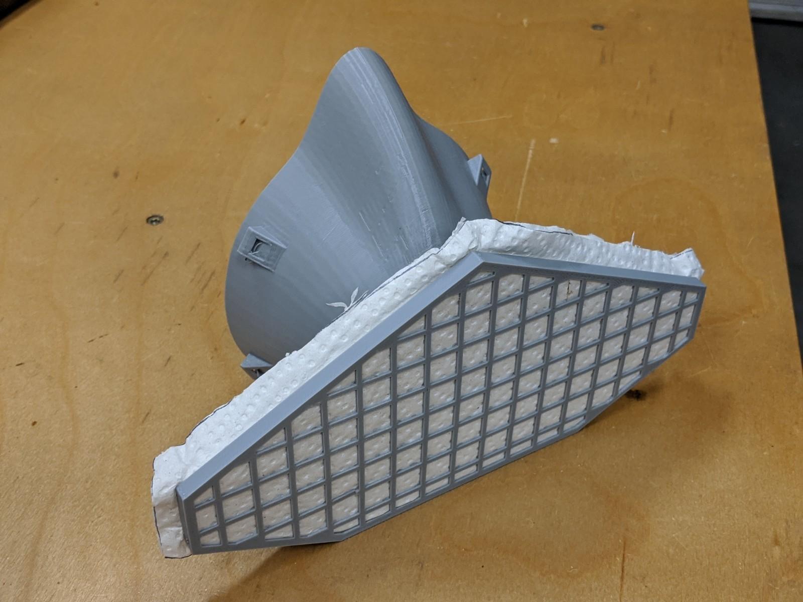 IMG_20200328_103706.jpg Télécharger fichier STL gratuit Masque respiratoire v2 • Objet pour imprimante 3D, ThinkSolutions