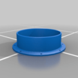 "Download free STL file Thien Separator Air Dam (4.71"" ID) • 3D print design, ThinkSolutions"