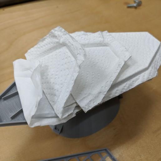 IMG_20200328_103517.jpg Télécharger fichier STL gratuit Masque respiratoire v2 • Objet pour imprimante 3D, ThinkSolutions