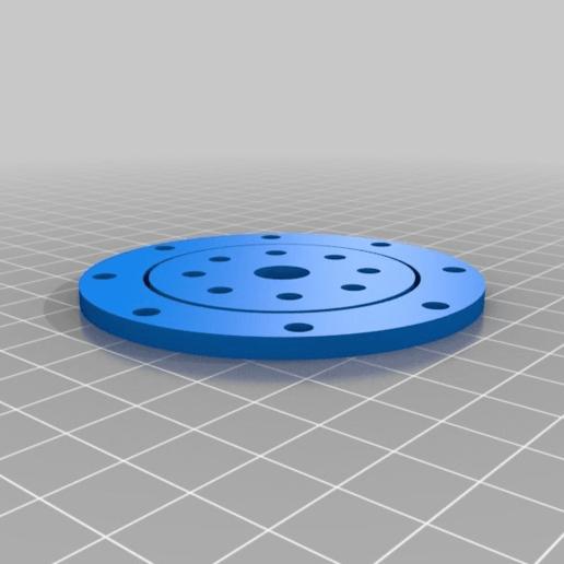5952c77c0ecaf2b4dd68611a74095534.png Télécharger fichier STL gratuit Roulement à billes de 70 mm • Modèle à imprimer en 3D, ThinkSolutions
