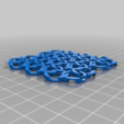 Download free STL file Medieval Style Chainmail Fabric • 3D printing object, ThinkSolutions