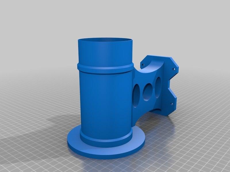 7da65ef711ba0ae81d7d1a821cec7ddf.png Télécharger fichier STL gratuit Mont de clôture de la torche Tiki • Plan pour imprimante 3D, ThinkSolutions