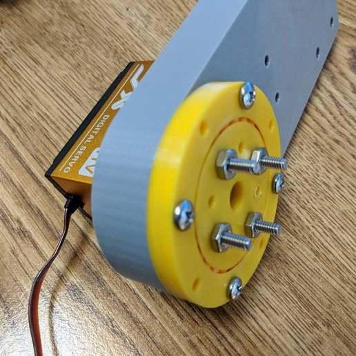 MVIMG_20180913_202036.jpg Télécharger fichier STL gratuit Roulement à billes de 70 mm • Modèle à imprimer en 3D, ThinkSolutions