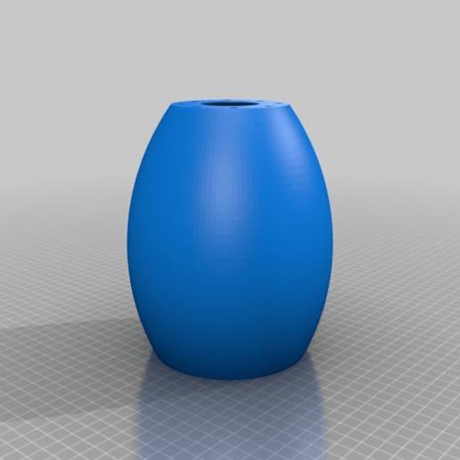 dcec281180a5e36ff158f73108ae8d09.png Télécharger fichier STL gratuit Abat-jour LED simple avec trou standard de 1,5 • Plan pour imprimante 3D, ThinkSolutions