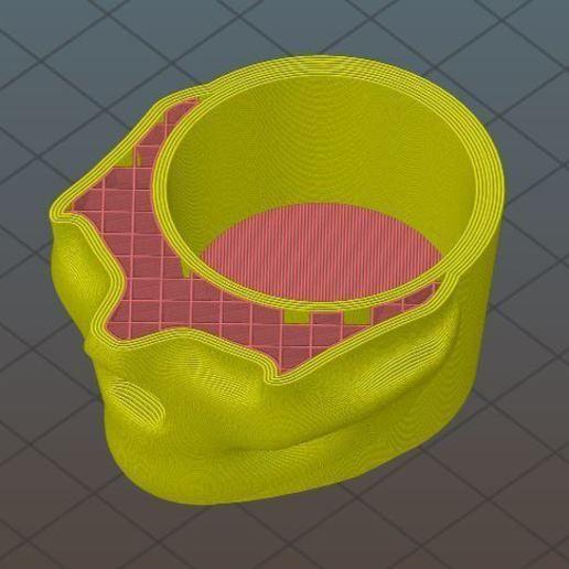 ShotGlassRevBB.JPG Télécharger fichier STL gratuit Verre à photos d'Halloween • Objet imprimable en 3D, ThinkSolutions