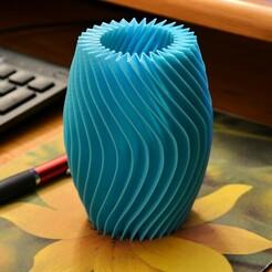 386.JPG Download STL file Vase 386 • 3D printing template, StevePrints