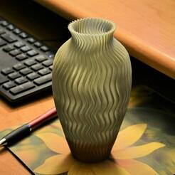 382.JPG Download STL file Vase 382 • 3D printable design, StevePrints