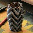 375.JPG Download STL file Vase 375 • 3D print template, StevePrints