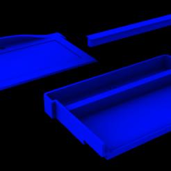 cartacho modif.png Download STL file Gameboy Advance GBA cartridge R4 flashcard adapter • 3D printable design, AM3Dmas