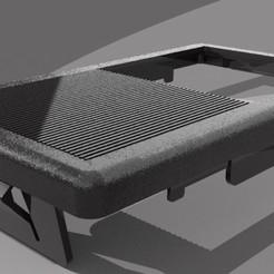 Download STL mercedes benz 180d ashtray spare, AM3Dmas
